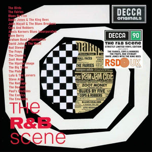 Various Artists - The R&B Scene Double Vinyl
