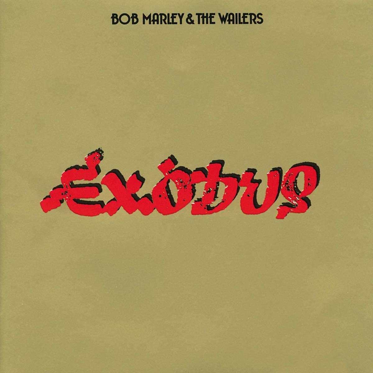 Bob Marley & The Wailers - Exodus - 180gm Vinyl
