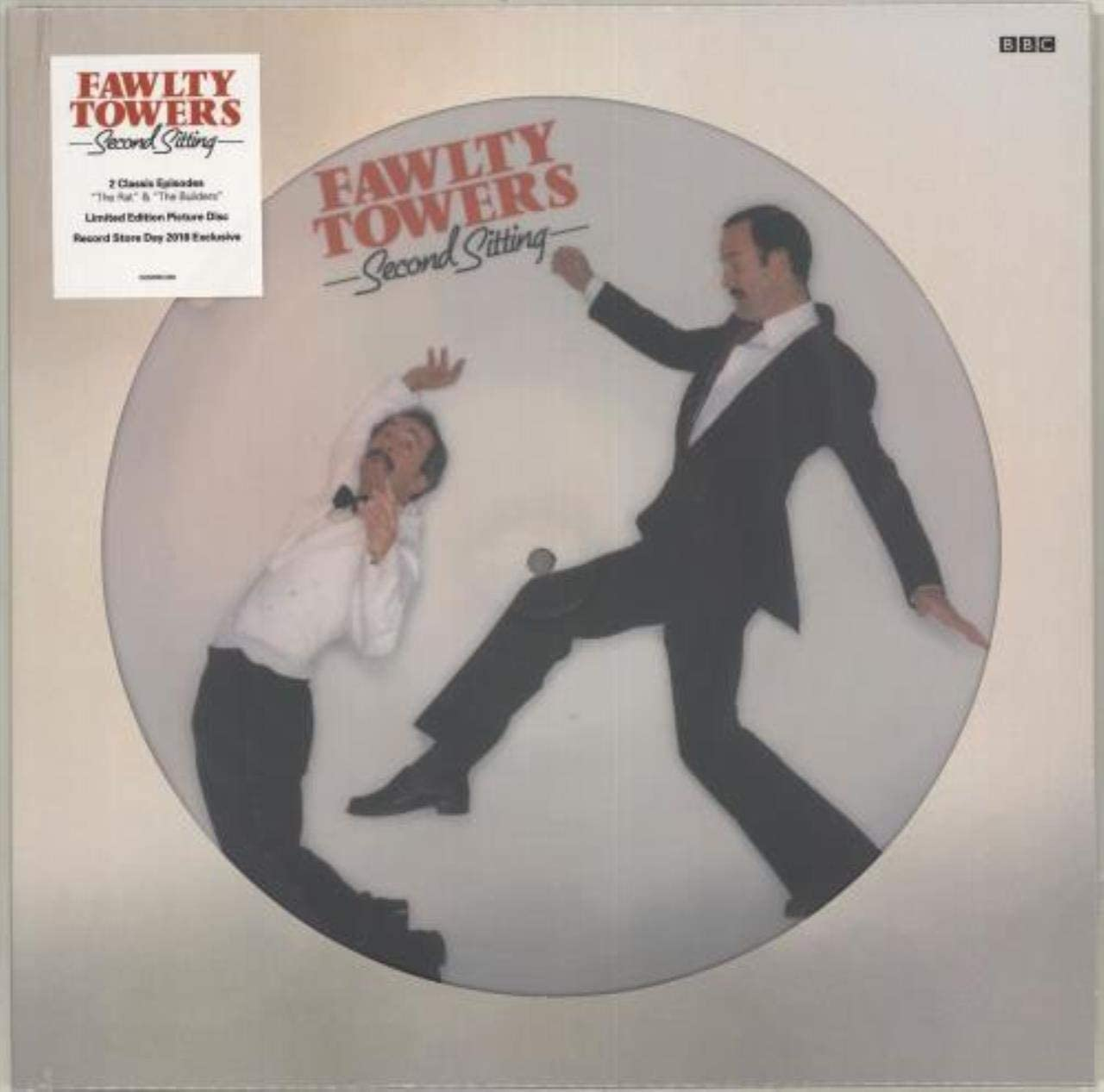 Fawlty Towers - Second Sitting RSD 2018 Picture Disc