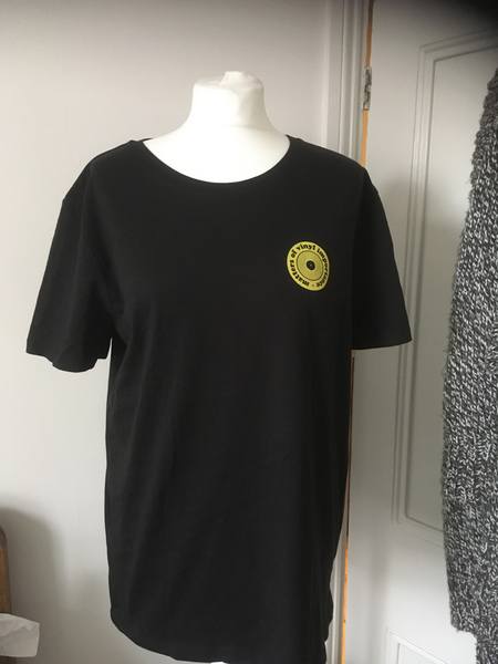 MOVI Logo/Wu Tang Double Sided T shirt