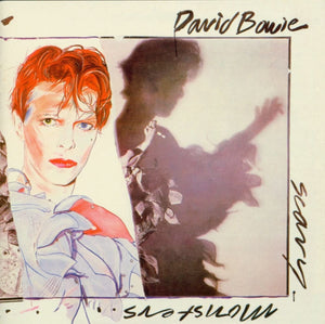 David Bowie - Scary Monsters (And Super Creeps) - 180 gram, Remastered