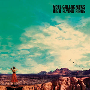 Noel Gallagher's High Flying Birds -Who Built The Moon - 180gm Vinyl