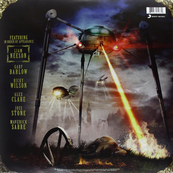 Jeff Wayne's Musical Version Of The War Of The Worlds – The New Generation