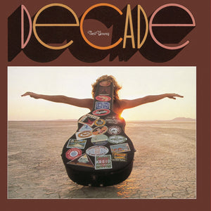 Neil Young - Decade (Triple Vinyl Album)