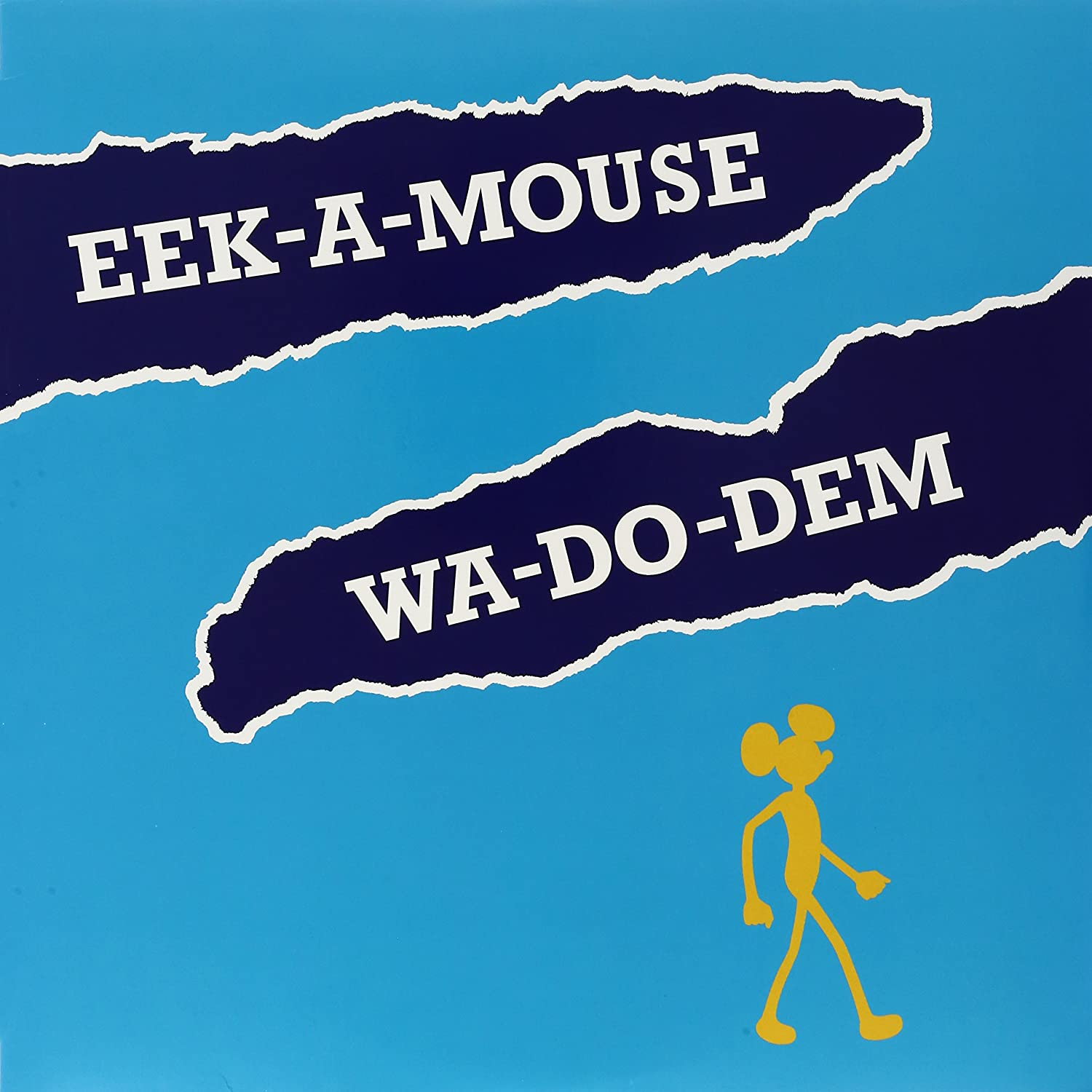 Eek-A-Mouse - Wa-Do-Dem