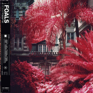 Foals - Everything Not Saved Will Be Lost Pt. 1 - Gatefold Sleeve