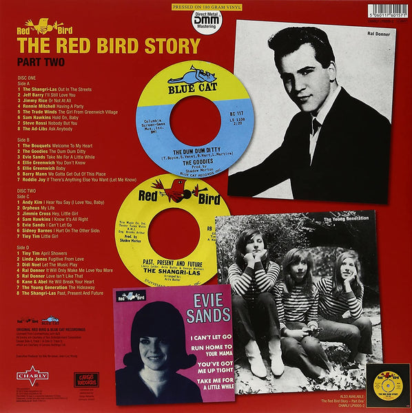 Various Artists -  The Red Bird Story Vol 2 Double Album