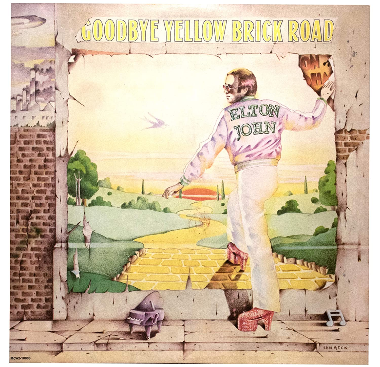 Matters Of Vinyl Importance podcast .Alan Pell chats to award winning musician, engineer and mixer David Hentchel about the making of the Elton John classic album 'Goodbye Yellow Brick Road'.