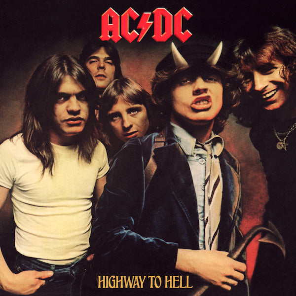 ACDC - Highway To Hell - Vinyl