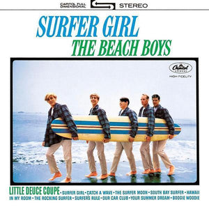 Beach Boys, The - Surfer Girl -180grm heavyweight vinyl