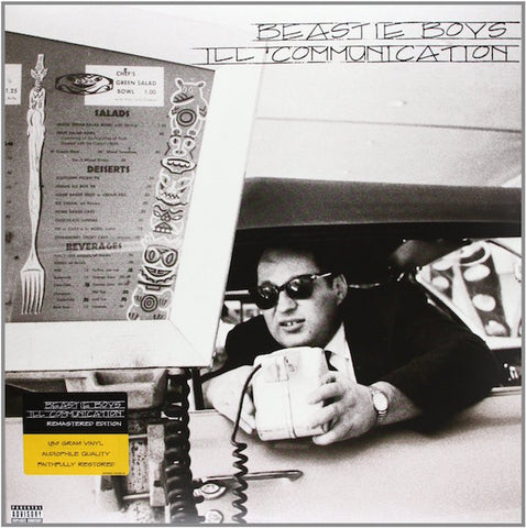Beastie Boys, The - Ill Communication - 180grm Vinyl