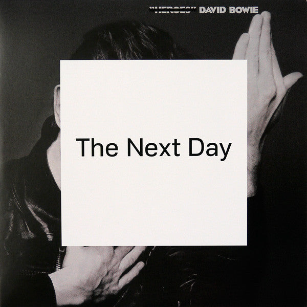 Bowie, David - The Next Day - 180grm Heavyweight Vinyl