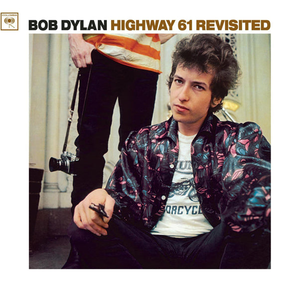 Bob Dylan,- Highway 61 revisited - Vinyl LP