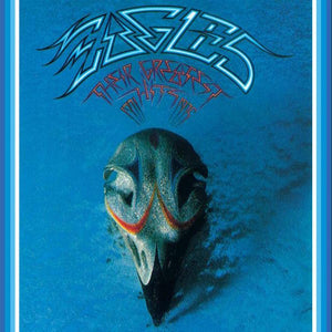 Eagles - Their Greatest Hits Vol 1 & 2 - Double Vinyl LP
