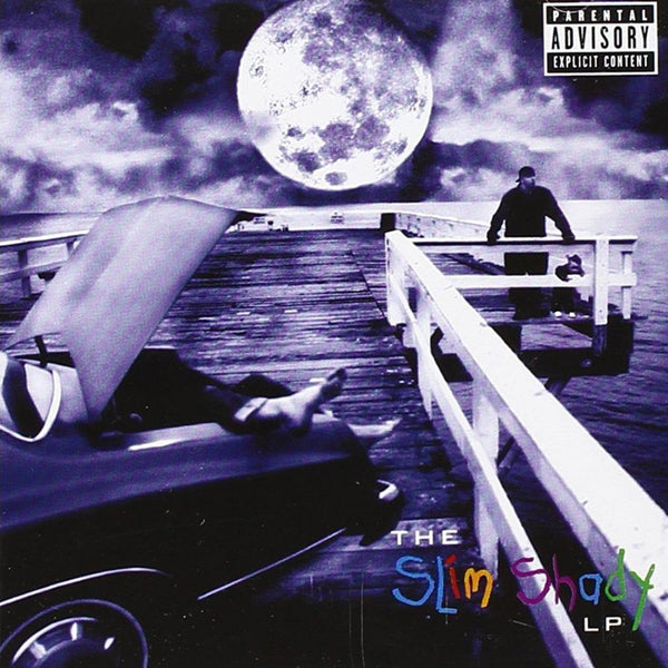 Eminem - The Slim Shady LP - Vinyl 2 x LP