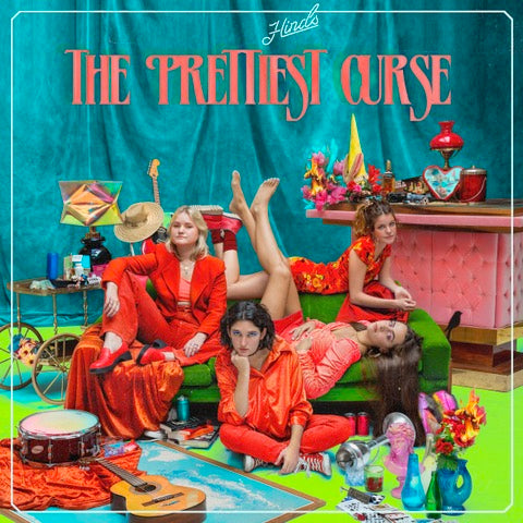 Hinds -The Prettiest Curse (Coloured vinyl)