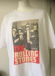 The Rolling Stones - Decca T Shirt