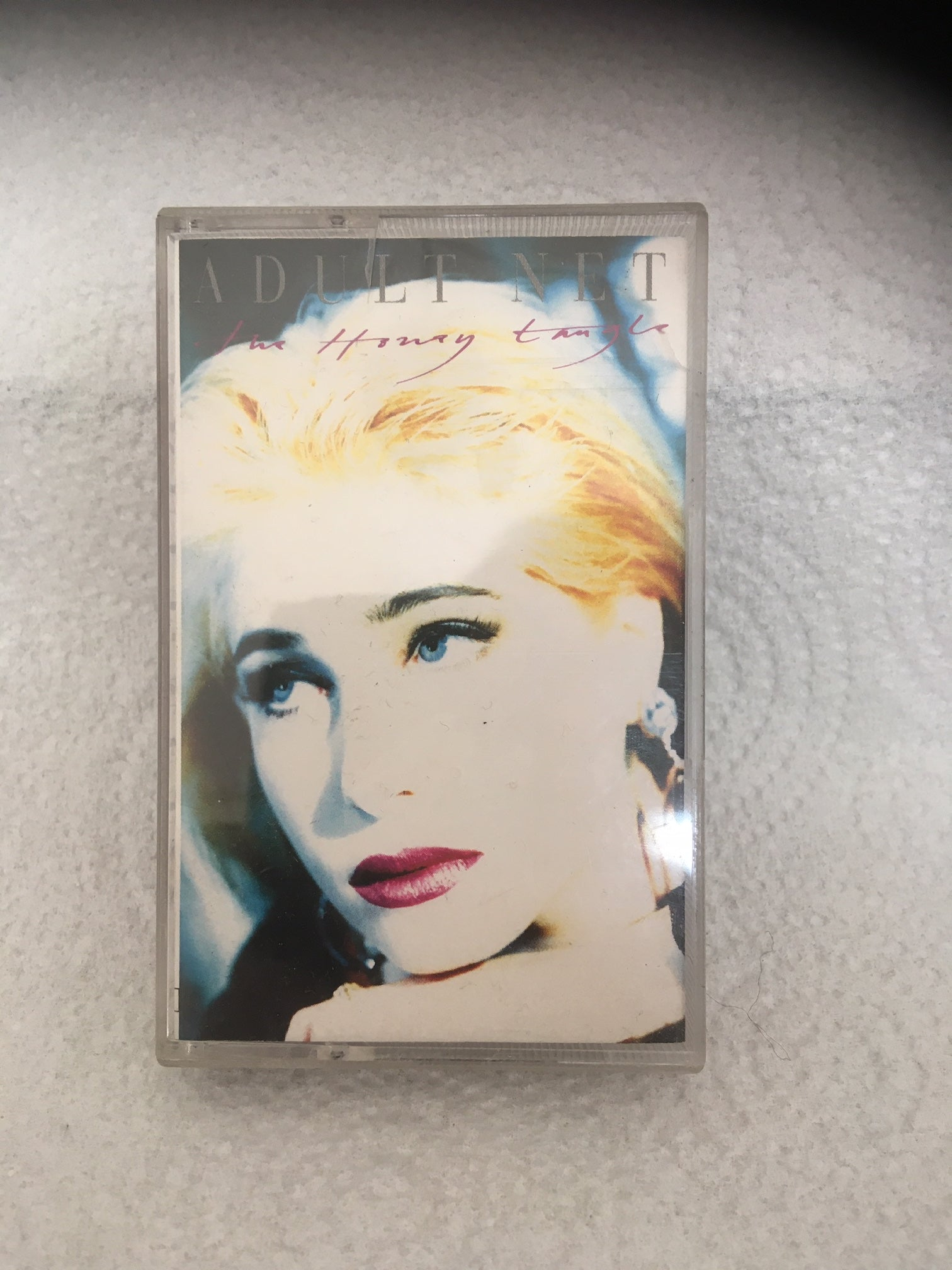 Adult Net - Honey Tangle - Cassette