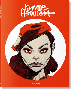 Jamie Hewlett - 2nd Edition - Hardback Book