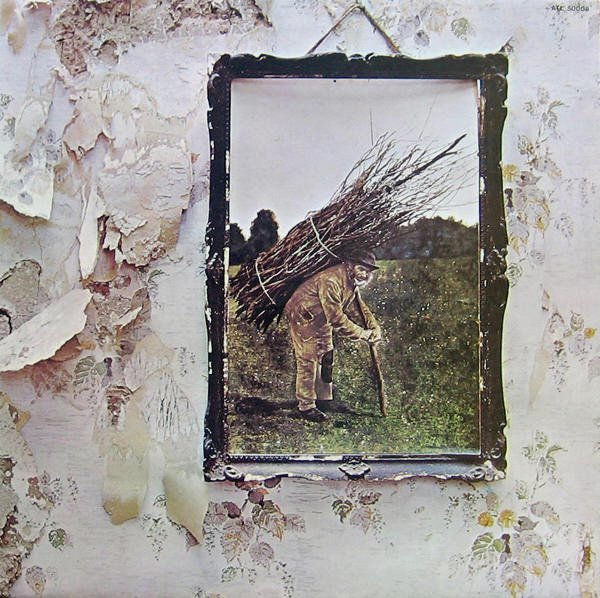 Led Zeppelin - Untitled (Led Zeppelin IV) - Vinyl LP