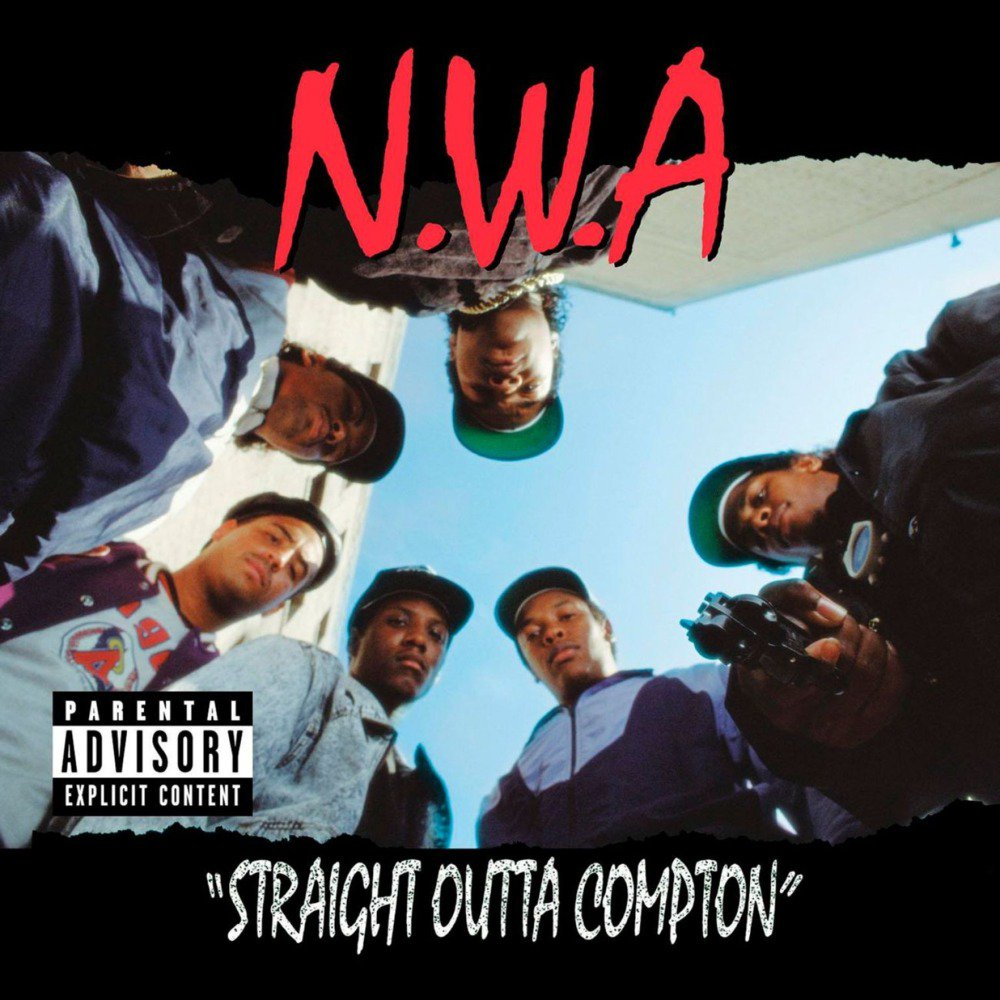 NMA - Straight Outta Compton - 180grm Heavyweight vinyl