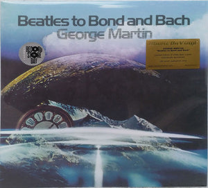 George Martin - Beatles To Bond and Bach 180gm numbered limited edition