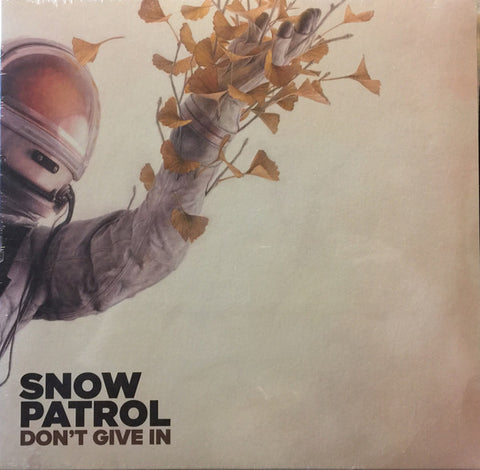 "Snow Patrol - Don't Give In - 10"" Single"