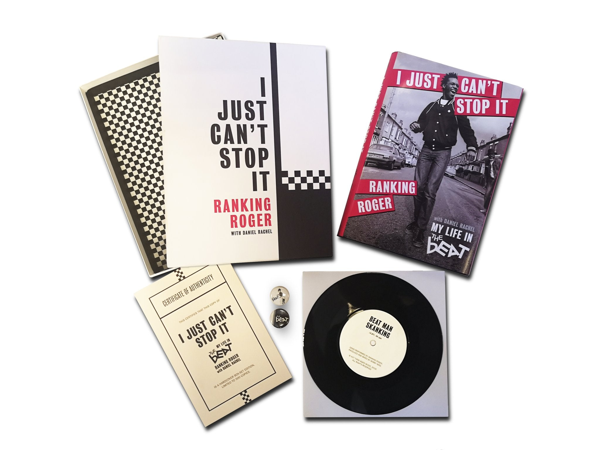 I Just Can't Stop It - My Life in The Beat (Special Edition) - Rankin Roger