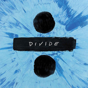 Sheeran, Ed - Divide - Double LP 180grm heavyweight vinyl