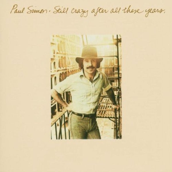 Simon, Paul - Still Crazy After All These Years - 180grm heavyweight vinyl LP