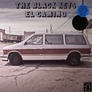 Black Keys, The - El Camino - Vinyl album 2 x LP