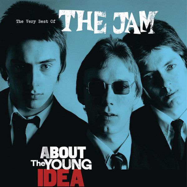 Jam, The - About The Young Idea - 3 x vinyl LP