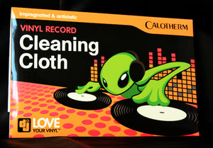 Vinyl Cleaning Cloth (Calotherm) - Accessories