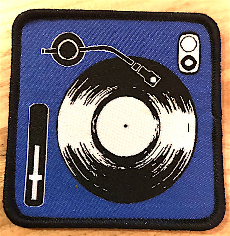Record Deck Patch - Gifts