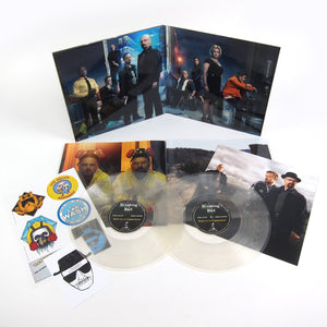 Breaking Bad OST Gatefold sleeve -180 gm 2LP vinyl ltd edition