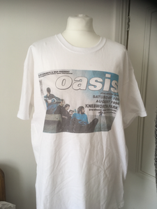 Oasis Knebworth T Shirt