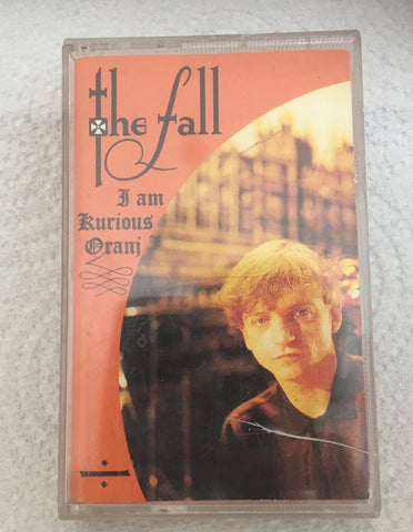 The Fall - I Am Kurious Oranj - cassette