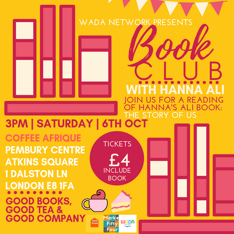 Book Club Tickets Wada Afrique