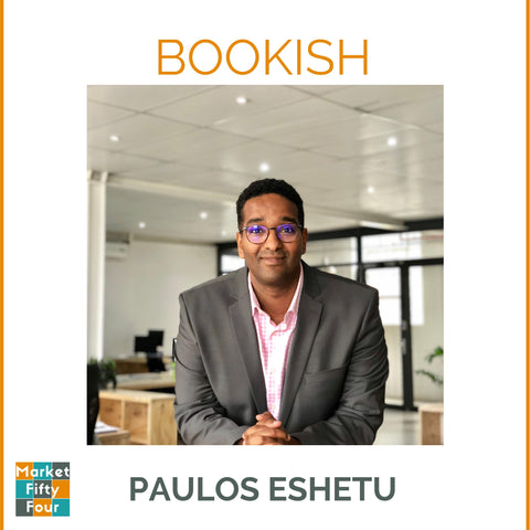 Bookish Paulos Adjective Market FiftyFour