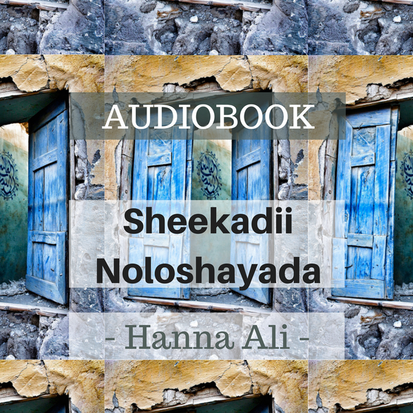 Book Club Ticket + Audiobook - Market FiftyFour - Somali book - African - Ebook - Audiobook - Hanna Ali