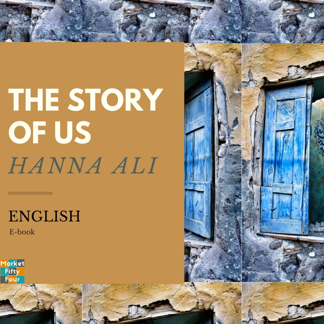 The Story of Us (E-Book) - Market FiftyFour - Somali book - African - Ebook - Audiobook - Hanna Ali