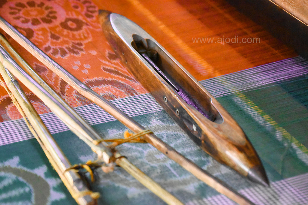 Nuapatna: A Place known for IKAT and Khandua Cotton Silk Odisha Handloom Product