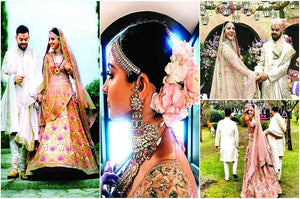 Fashionable outfit trends for Winter Season Brides in India