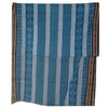 Sea Green Ikat Handloom cotton saree of odisha Sambalpur(AJODI000018)