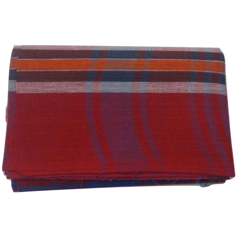 Handloom Cotton Gamcha of West Bengal  AJODI000544