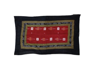 Sambalpuri Cotton Handloom Design Pillow Cover Set  AJODI000552