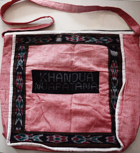 Handmade Khandua Shoulder Handicraft Bag Made in Odisha Nuapatna  AJODI000990