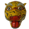 Handpainted Tiger Face Papier Mache Crafts Made in Odisha Raghurajpur AJODI001057