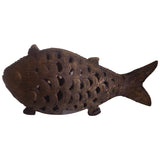 Handmade Brass Metal Fish Design Indian Dhokra Handicrafts made in Odisha Dhenkanal AJODI001105