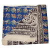 Handloom Woman's Kalamkari Multicoloured Cotton Dupatta of Andhra Pradesh AJODI001453